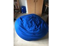 Giant bean bag (very large, playroom, chair)