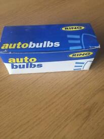 Auto bulbs R382 12v 21w scc stop/flasher x 10 *new*