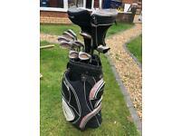 Golf clubs Taylormade burner set