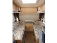 2007 Sprite Alpine . 2-Berth Spacious touring caravan.
