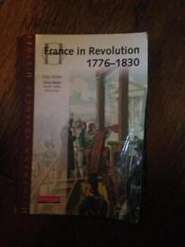 France in revolution 1776-1830 book