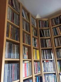 CD / DVD / Book units