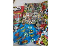 Superhero bedroom bundle