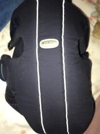 Navy Baby Bjorn - Baby carrier