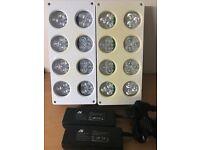 Marine used/new equipment available, skimmer,led lights,ro