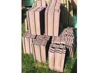 Redland 49 Roof Tiles Tudor Brown x 75