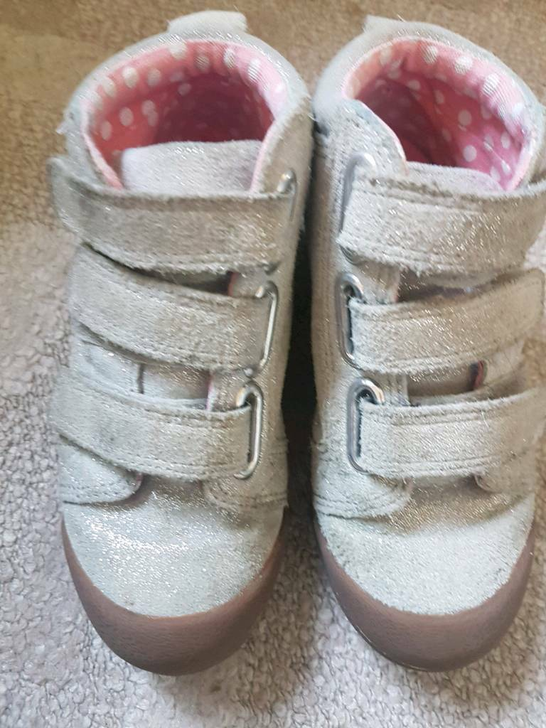 Girls M&S ankle boots Size 10