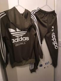 Women's adidas tracksuits