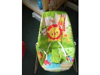 Baby rocking chair Fischer Price