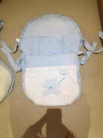 Rosy Fuentes Car Seat Foot Muff