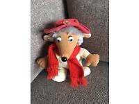 Beanie Orinoco womble toy