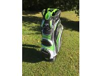 Brand new Tour Trek T6.0 Golf Cart bag