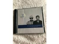 Pet Shop Boys Discography CD.