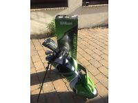 Junior Golf Club Set (Age 5-Only used twice. Like new,