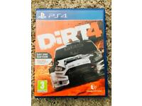 Dirt 4 - for PlayStation 4 (PS4)
