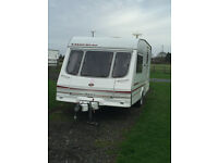 2000 MODEL TOURING CARAVAN SPECIAL EDITION SWIFT SANDYMERE 2 BERTH
