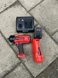Snap on 1/2inch battery gun
