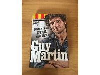 Guy Martin when you dead you dead