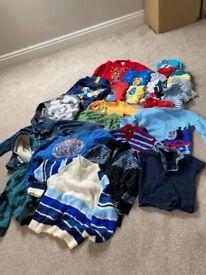 Big Bundle of boys clothes 2-3 years