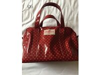 Red Cath Kidston bag