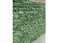 Artificial hedge cheapest around