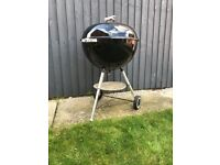 Weber 57cm Bar-B-Kettle