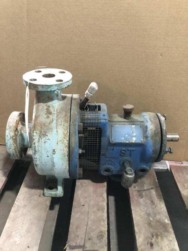 "Goulds Pumps 3196 DI i-Frame Centrifugal Pump 1"" X 1-1/2"" 3600RPM"