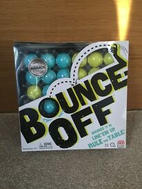 Bounce Off Game