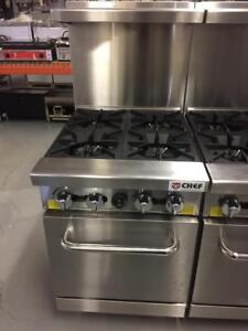 4 BURNER STOVE ON SALE!!!!