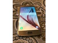 Samsung s6 gold Unlocked Can Deliver