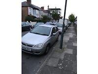 Vauxhall Corsa Silver 1.2