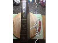 Britannica volume of events of 1995