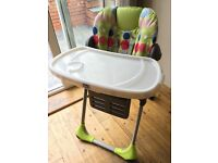 Chicco high chair / feeding chair