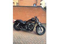 Harley 48 sportster 1200 xl
