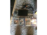 Playstation 2 slimline and games