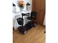Drive Scout 2 Electric Wheelchair