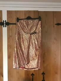 Monsoon Dress Size 14 (Occasion/Wedding)