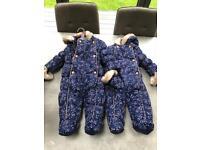 Mothercare snow suit