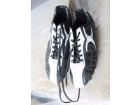 New Gilbert rugby boots - size 11 (46)
