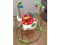 Jumperoo with box