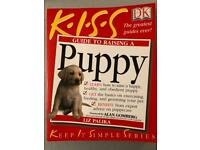 Guide to raising puppy book