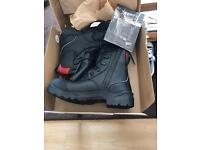 Men's Size 10 Safety Work Boots