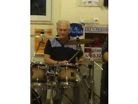 Devon drummer looking for bands or musicians
