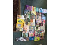 41 children's story books, many puffin classics