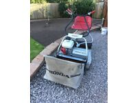 Honda HC20 lawnmower