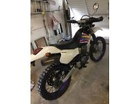 Yamaha TTR 250, whole years mot, some service history, ideal commuter/off roader.