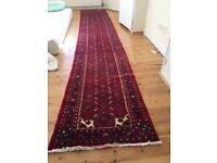 rug or runner New 405 cm x 70 cm it has not used
