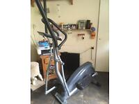 Marcy deluxe magnetic cross trainer elliptical