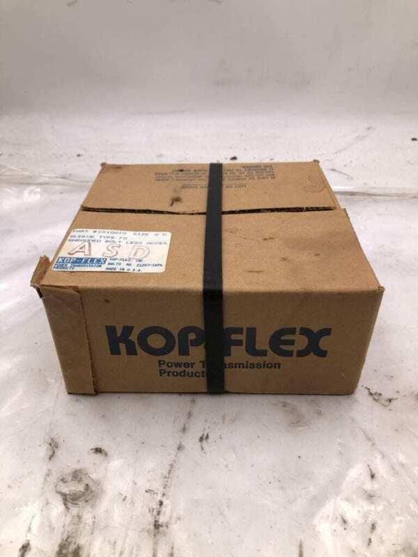 """KOP-FLEX CX10210 Type FS  2"""" Gear Coupling Sleeve/Flange -NIB"""