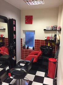 HAIRDRESSING STUDIO TO RENT IN SOUTHSEA